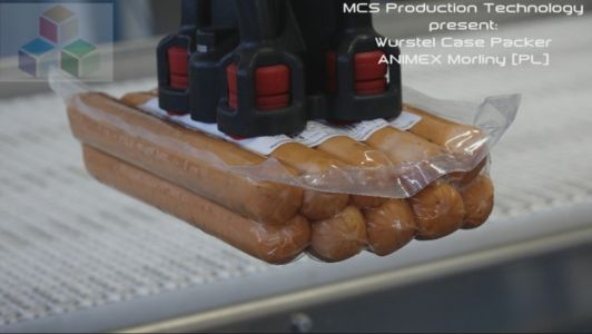 Flexible Packing - Animex - Wurstel